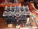 CB1100Rタペットシム調整