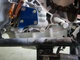 大阪T様CB400Fオイル漏れ修理210720 (10)