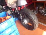 350Fレーサー用リアホイール