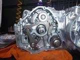 坦々号エンジン組立て (3)