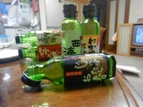 長崎焼酎呑み比べ (4)