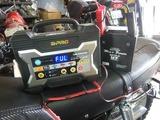 沖縄A様CB400用バッテリー充電完了210809