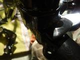 京都K様CB400フレーム組み立て201229 (4)