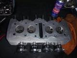 レーサーVer2シリンダーヘッドカーボン除去 (2)