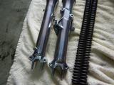 奈良Y様CB400Fドレスアップ用部品組み立て210814 (3)
