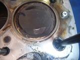 1号レーサーオイル漏れ修復と原因 (3)