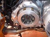 500cc化車両R側からの異音?