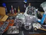 エンジン組立て祭り (1)