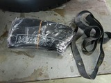 Z750RSフロントタイヤパンク修理チューブ交換 (1)