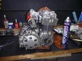 まっきーレーサーエンジンVer2搭載準備完了 (4)