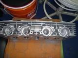 イエロー号Newエンジンヘッドポート研磨完了