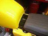 1号レーサータンクとシートの隙間 (1)