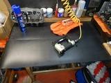 エンジン組立て作業台リフレッシュ (2)