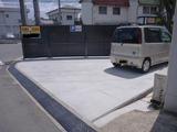 CP専用駐車場 (2)