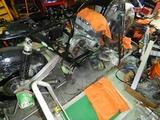 まっきーレーサーエンジン搭載180816 (2)