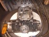 18号機用エンジンロアケースブラスト (1)