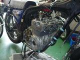 ノスタルジック398エンジン搭載 (3)