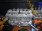 160317CP1号レーサー新エンジンヘッド搭載