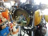 CB350RCP24号機再レーサー仕様に変更210510 (2)