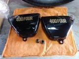 CP25号機国内398ccF2サイドカバー塗装仕上がり取り付け210809 (1)