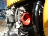CB400FGTH号黄色い号継続車検10330 (2)