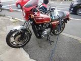 Z1000Mk�WORLD MOTOの準備 (1)