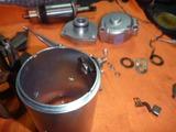 レーサーエンジン用セルモーター組立て (7)