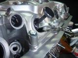 398改458エンジン組立て搭載 (8)