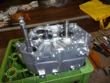 M型モンキーエンジン組立て (2)