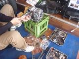 カスタムモンキーエンジン修理 (3)