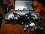 半袖一家Y様CB400Fエンジンカバー整備210413 (3)
