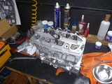 坦々号エンジン組立て (5)