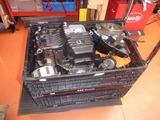 CB250Nエンジン組立て準備