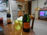 スパークリングワインサンライズと対戦 (1)