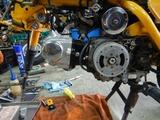 Z50Zエンジン腰上OH組立 (14)