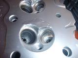 レーサーエンジン用ヘッド (2)