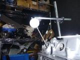 CPレーサーエンジンバルブクリアランス測定 (2)