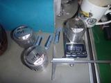 1号レーサーVer2用ピストン加工と重量合わせ (3)