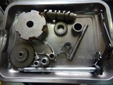 高知U号エンジン組み立て準備下拵え200917 (3)