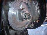 T口号オイルクーラー取出し口修理 (2)