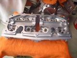 特命Y崎号エンジン代替ヘッド整備
