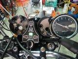 三重M号エンジン始動点火時期調整 (2)