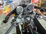 CB350Rカウルアッパー側ステー製作 (5)