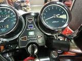CB400F中古車両キャブレター調整エンジン始動チェック210904 (5)