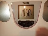 190312今朝の体重