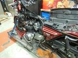Z1000Mk�キャブオーバーフロー修理 (2)