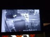 バイク事故の瞬間 (1)