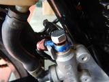 CB400F半袖一家Y様ブレーキ圧力スイッチ交換 (4)