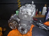 CPレーサーエンジン3腰上組立て (6)