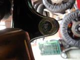 沖縄A様CB400エンジン搭載準備210801 (7)